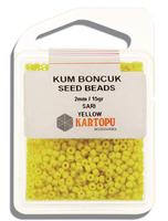 Бисер Kartopu seed beads 2mm / 15gr