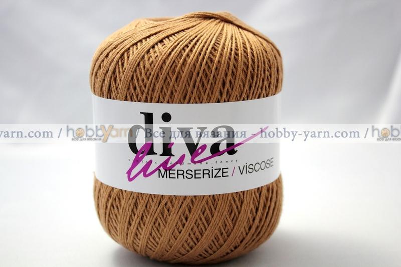 diva line Merserize  Viscose