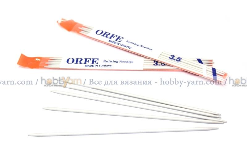 Спицы носочные ORFE