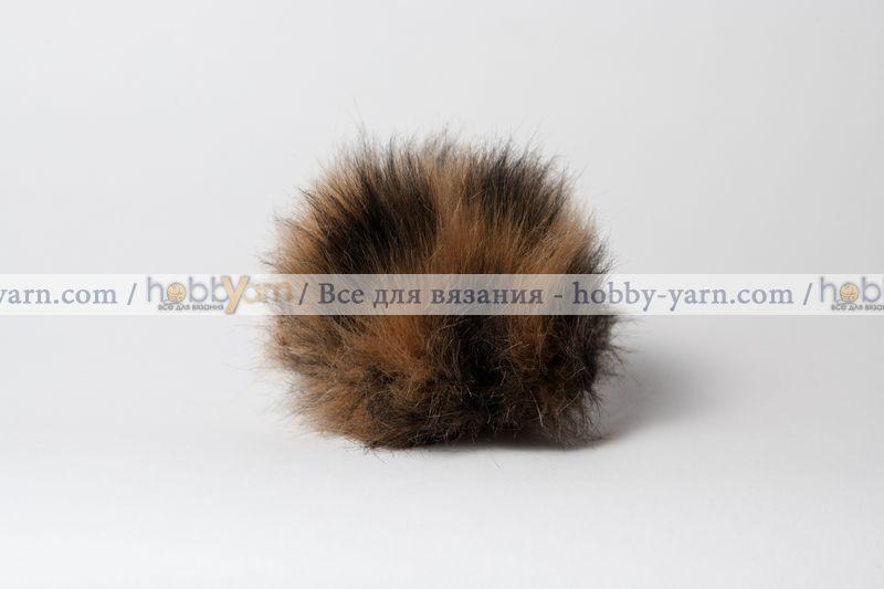 diva line Fur Pom Меховой бубон имитация кролика