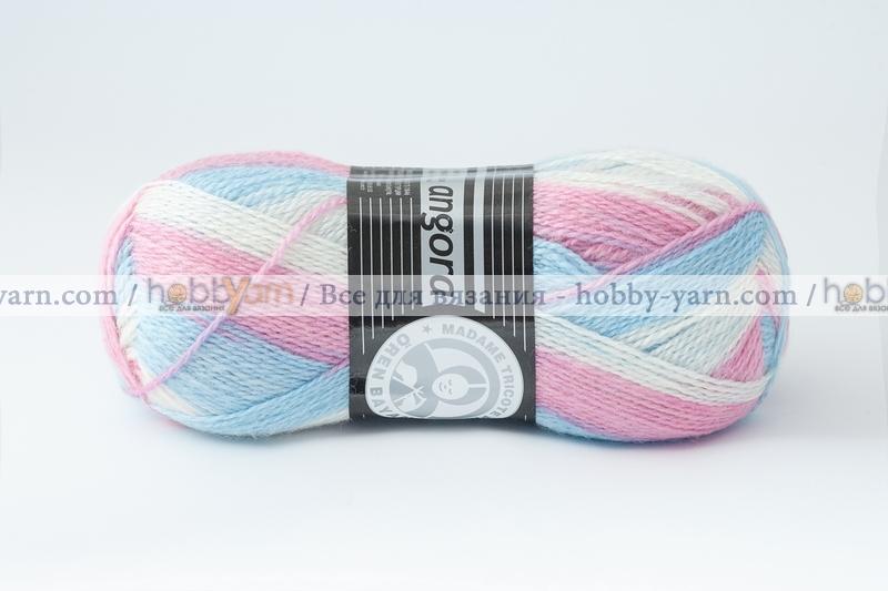 Madame Tricote Angora Multicolor