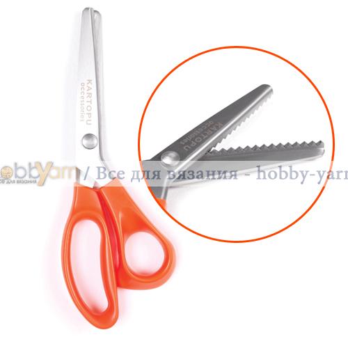 Ножницы фигурные Kartopu (Overcasting Scissors)
