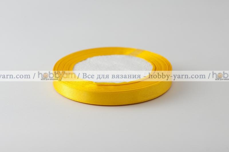 Лента атласная 12 мм односторонняя
