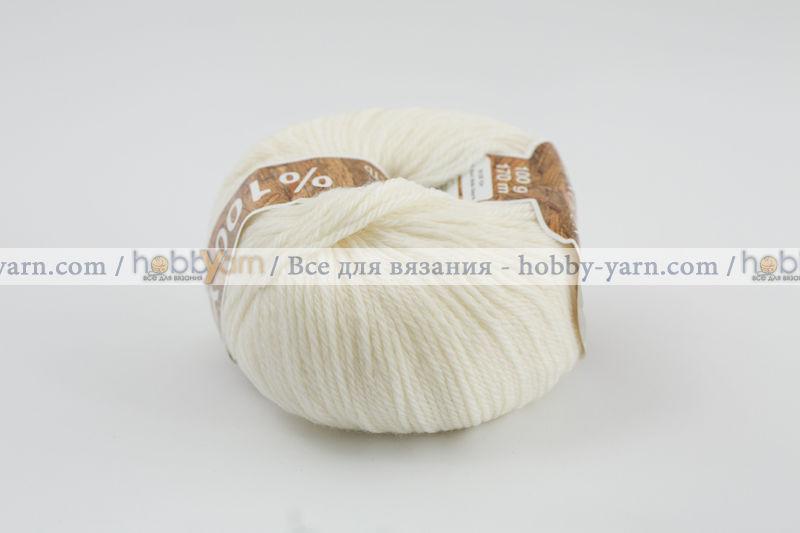Kartopu 100% мериносовая шерсть (Merino Yun)