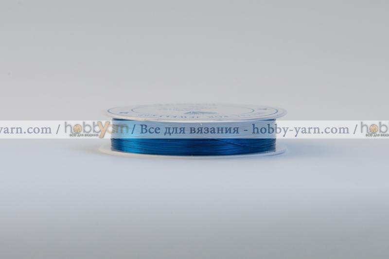 Проволока для бисера и флористики 0,3 мм 30 мтр
