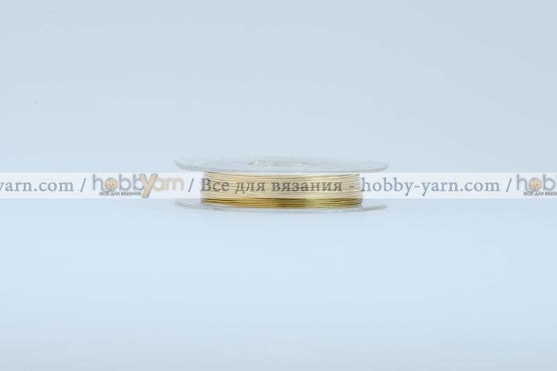 Проволока для бисера 0,3 мм 10 мтр